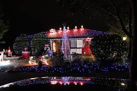 where to string up your light christmas decorations