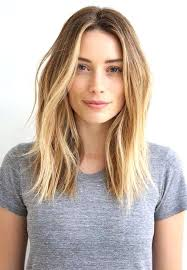 unique mid length hairstyles uk medium length haircuts for round