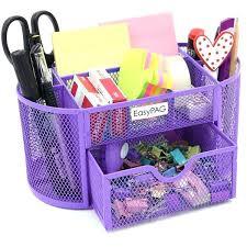 Purple Desk Organizers Purple Desk Accessories Terrific Pink Gaming Setup Room Ideas