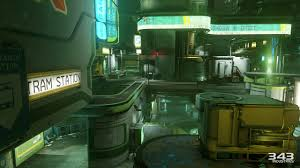 Top Spot Maps New Halo 5 Guardians Arena And Warzone Maps Revealed Chief