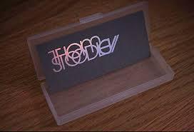 Business Cards Foil Foil Stamped Business Cards Halo Design Studios