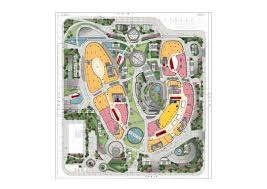 shopping mall floor plan design gallery of parc central benoy 18 urban design and architecture