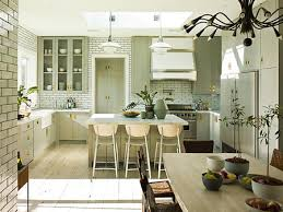 grey and green kitchen obsessing over green grey kitchens elements of style blog