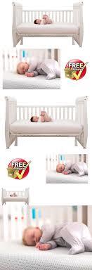 Baby Cache Comfort Crib Mattress Crib Mattresses 117035 Memory Foam Mattress Baby Crib Standard