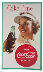 coca cola halloween horror nights seven decades of coca cola advertising shows how the soft drink u0027s