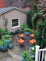 small outdoor spaces mid century design for small outdoor spaces inspirations