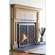 fireplace night guard home design