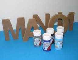 lettres décoratives chambre bébé lettres en bois pour décorer une chambre trucs et deco