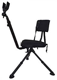 Hunting Chairs And Stools Amazon Com Benchmaster Shooting U0026 Hunting Chair Sniper Seat