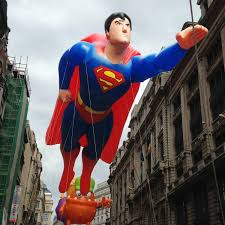 thanksgiving parade balloons giant parade balloons and helium parade balloons u2013 superman in