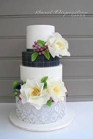 392 best cakes real flowers images on pinterest wedding cakes