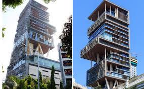 mukesh ambani home interior india costliest building take a look inside ambani s antilia