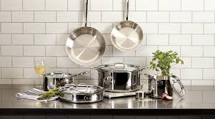 all clad stainless set 10 piece all clad 401853