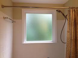 graceful bathroom windows privacy glass glass block bathroom