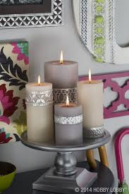 glam up your candles with this easy diy wrap standard issue