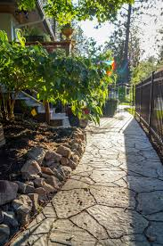 mid century backyard spokane landscape design and construction