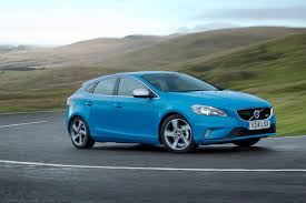 volvo v40 description of the model photo gallery modifications