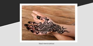 the dangers of black henna tattoos on holiday by 77 the hill
