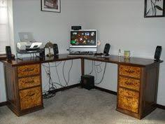 woodwork diy corner computer desk plans pdf plans diy