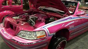 pink convertible cars rag town 1998 two door lincoln town car 12 29 2012 youtube