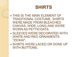 lithuanian traditional costume ppt