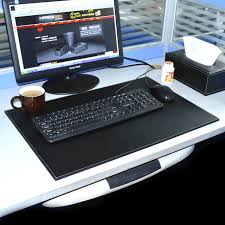 Commercial Desk Fashion Leather Writing Pad Quality Commercial Desk Pad Computer