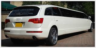audi q7 limo hire manchester limo and supercar hire