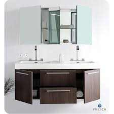 55 Inch Bathroom Vanities by Captivating 55 Inch Double Sink Vanity 55 Inch Bathroom Vanity