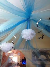 Tulle Decorations 42 Best Frozen Party Images On Pinterest Frozen Birthday Party
