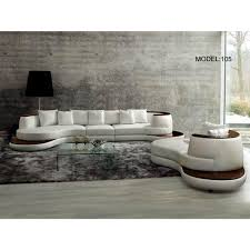 Rounded Edge Coffee Table - contemporary u0026 luxury furniture living room bedroom la furniture