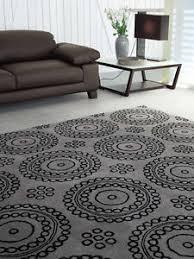 tappeti outlet calligaris outlet tappeto quadrato tahla grigio nero cm 200x200