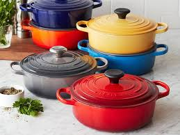 le creuset factory to table sur la table is selling le creuset for 85 less cooking light