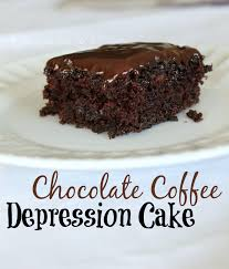 check out chocolate coffee depression cake it u0027s so easy to make