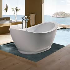 bathroom modern bathroom design with stand alone tubs and
