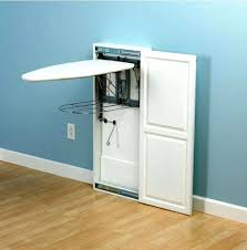 wall mount ironing board cabinet white wall mounted ironing board cabinets built in cabinet pull down