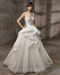 2011 Wedding Dresses Ariana Wedding Gown With Skirt Badgley Mischka Bride Collection 2017