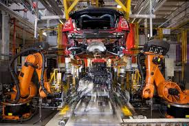 bmw car plant bmw celebrates 100 years of car production at cowley aol