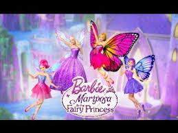 barbie mariposa fairy princess dvd 2013 amazon uk dvd