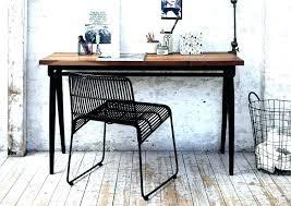 bureau metal bois bureau mactal et bois bureau mal bureau bureau mal bureau metal et