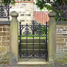 victorian garden walls victorian terrace garden gate garden gates