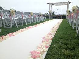 petal aisle runner the of a beautiful wedding july 20 2013 mulberry row