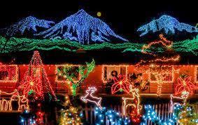 lights of christmas stanwood lights of christmas city of stanwood washington