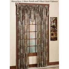 Zebra Valance Curtains Macys Curtains Jcpenney Custom Drapes Kohlu0027s Curtains
