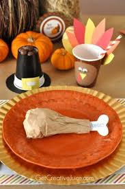 thanksgiving crafts check these place settings for