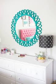 Teal Teen Bedrooms - a teen bedroom makeover decor fix