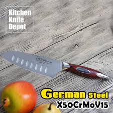 aliexpress com buy sedge 6 inch santoku knife kitchen blade high