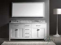 Double Sink Vanity Mirrors 72