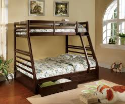 Aria Dark Bronze Full Size Metal Bunk Bed Furniture Of America - Essential home bunk bed