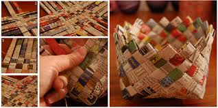 tutorial kerajinan tangan dari kertas gulung kerajinan tangan dari koran bekas jejakmu bappenas