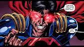 superboy prime vs superboy part 1 svr09 youtube